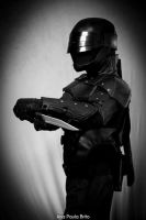 Snake Eyes - Cosplay 04 by NamelessProps
