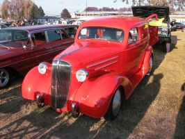 36' Chev Delivery B by Eagle07