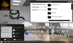 New Theme Sheashon WHITE for XP by iFrandesing1