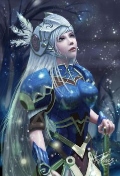 Valkyrie Profile by ACounterfeitRealism