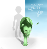 Beast Boy by Bluest-Ayemel