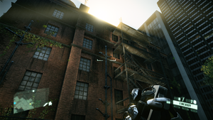 Crysis 2 II by SMOKEYoriginalHD
