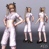 2000th: DOA5U Marie Rose (12P Bed Edited) by KoDraCan