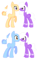 Lace Breedable by PonyPartyAdopts