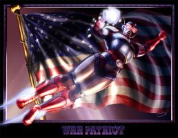 War Patriot by toddworld