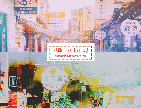 PACK TEXTURE #2 - Korean Street by nhatruc1611