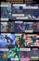 How I Met the Autobots by Transformers-Mosaic