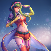 GUMI V4 by Meribo