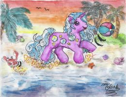 Beachball by Sapphire-Light