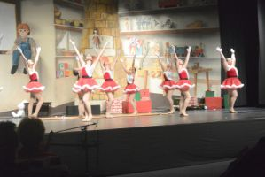 Dance Company Christmas Show,Santa's Tap16 by Miss-Tbones