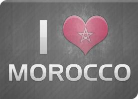 I LOVE MOROCCO by lechham