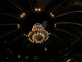 Phantom chandelier and cupola by Sylent-Anpu-Phantom
