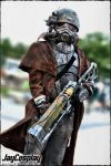 NCR Veteran Ranger 07 - AmeCon 2012 by JayCosplay