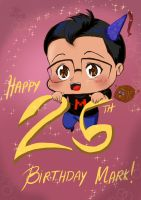 25 years of Poof! Happy Birthday To Markiplier! by Reika00Scarlet