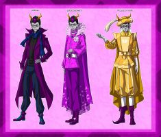 Eridan Designs by EiraQueenofSnow