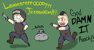 Leeroy Jenkins by CleverDucky813