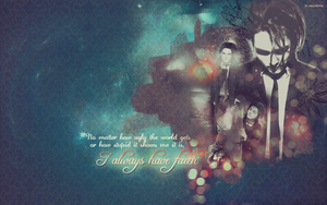 Always have faith wallpaper062 by saygreenday