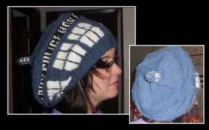 TARDIS hat by Glori305