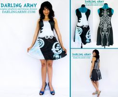 Midna True Form Legend of Zelda  Cosplay Dress by DarlingArmy
