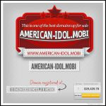 American-idol.mobi For Sale by Innerclick