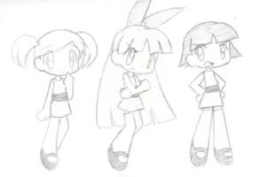 Sketch: PPG by sweethart772002