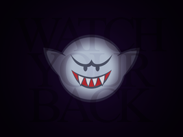 Watch your back Wallpaper by SigmaGFX