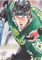 Mike Modano by tdastick