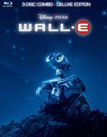 Wall-E Deluxe Edition BD Slipcover by NERD485