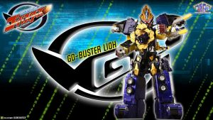 Go-Buster Lioh by blakehunter
