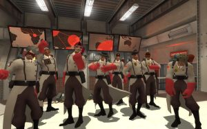 My Medic Loadouts by impostergir007