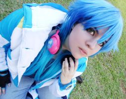 ReiCosplay: Aoba - Dramatical Murder by ReiParaguay