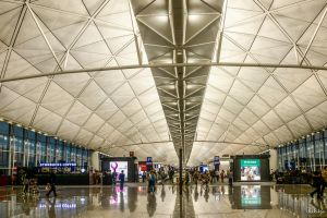 Perspective at HK terminal by Rikitza