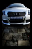 Audi by digitaldreamz666