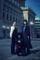 Team TORCHWOOD - CoE by Waterqueen-san