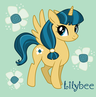 MLP - Lilybee by shayfifearts