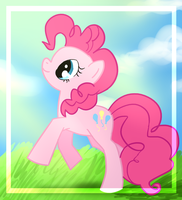 Pinkie Pie by Lucia2705