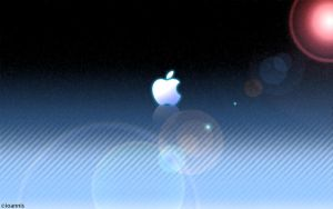 Apple Mac Wallpaper by ioanniskar