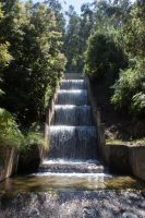 Waterfall Stock 1 by SSyn-Stock