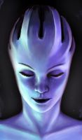 Liara by MauGee13
