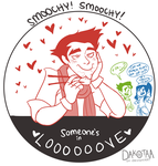 Smoochy Smoochy by Dakotaa