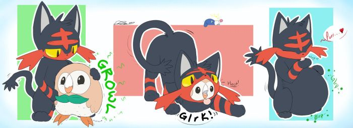 DDV #84 - Welcome Litten! by PingTheHungryFox