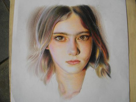 Willow Shields wip2 by fantafiction