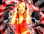 Rock it Loud by gfx-micdi-designs