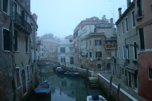 Evening canal, Venice by dpt56