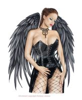 Dark Angel by EroticArtist