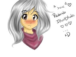probando IllustStudio by luzelyanauel