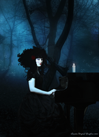 Melody of a Doll by MysticSerenity