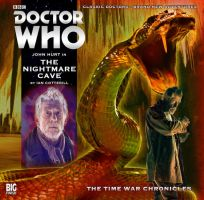 Doctor Who: The Nightmare Cave by Cotterill23