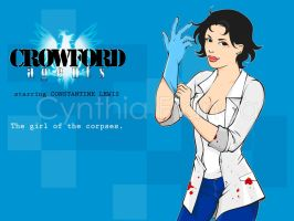 Crowford Agents: Constantine by cynthiafranca