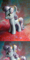 PRICE REDUCED My Little Crystal Pony by mooncustoms